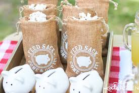 coed baby shower favors how to throw a relaxed co ed baby q kate aspen