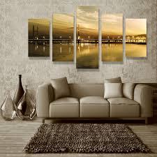 Living Room Art Paintings Aliexpress Com Buy Wedding Decoration Mild Art Painting On The