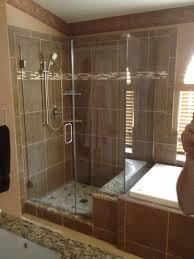 glass frameless shower doors bathroom fabulous modern frameless shower doors of the stall
