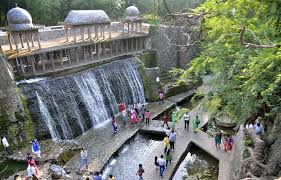 Nek Chand Rock Garden Nek Chand Creator Of A Sculpture Kingdom In India Dies At 90