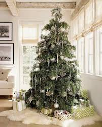 flocked tree decorating ideas 100 images a flocked tree gold