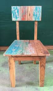 Reclaimed Boat Wood Furniture Chairs U2014 Scures Trading Custom Teak Wood Furniture