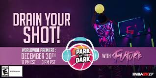 nba 2k17 park after returns on dec 30 with future as guest