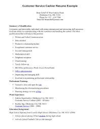 Qualifications section of a resume Design Synthesis