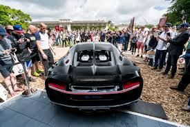 car bugatti 2016 goodwood festival of speed 2016 uk premiere of the bugatti chiron