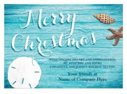 tropical christmas cards corporate christmas card selection