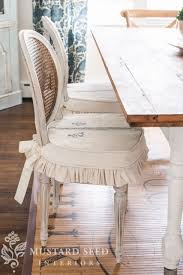 Dining Room Chair Slip Covers by Dining Room Chair Slipcovers Seat Only Gallery Dining