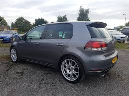 used 2010 volkswagen golf gti mk5 mk6 gti for sale in cheshire