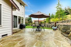Concrete Decks And Patios 62 Beautiful Backyard Patio Ideas U0026 Designs