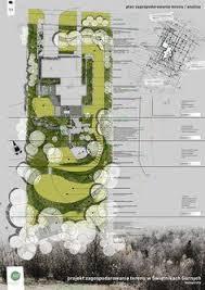 site plan design projekt zagospodarowania terenu by land8 member magdalena ancińska