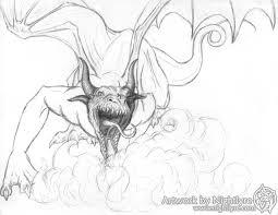 nightlyre u0027s realm artwork dragons sketchbook