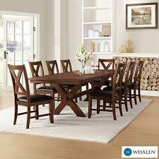 8 chair dining table whalen furniture extending dining room table 8 chairs costco uk