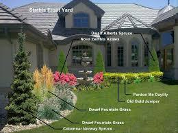 Small Backyard Landscape Ideas On A Budget by Best 25 Simple Landscape Design Ideas On Pinterest Yard