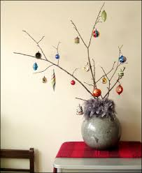 baubles on branches diy ornament display loulou downtown