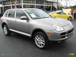 2004 Porsche Cayenne S - 2004 jarama beige metallic porsche cayenne s 47705661 gtcarlot
