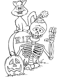 10 best coloriages halloween enfants images on pinterest child