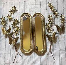home interior wall hangings home interior butterflies ebay