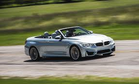 2015 bmw m4 convertible 2015 bmw m4 convertible manual review car and driver