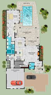 house plan 71545 at familyhomeplans com contemporary modern house plan 71545 level one