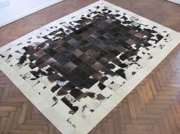 tappeti pelle di mucca tappeti patchwork excellent tappeti patchwork with tappeti