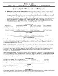 functional resume template administrative assistant human resource administrative assistant resume hr assistant
