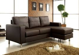 Compact Sectional Sofa by Small Sectional Black Sofa
