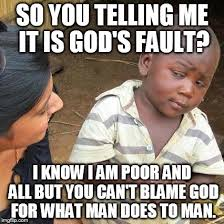 Child Of God Meme - third world skeptical kid meme imgflip