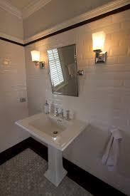 bathroom chair rail ideas stunning chair rail tile with bathroom chair rail design ideas
