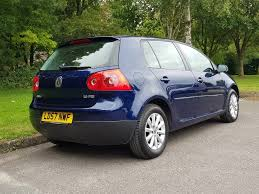 used volkswagen golf hatchback 1 6 fsi match 5dr in carshalton