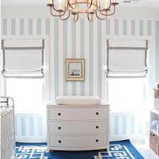 striped roman shades design ideas
