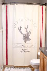 Country Themed Shower Curtains Luxury Country Shower Curtains For The Bathroom And Willow Tree
