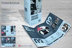 indesign brochure led tech vol2 by rudanstudio on creativemarket