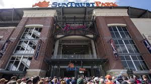 Atlanta Braves Parking Map by Where To Eat At Suntrust Park Home Of The Atlanta Braves Eater
