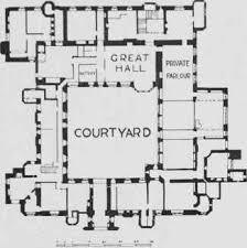 tudor mansion floor plans compton wynyates 1520 honest history 1501 1600 ce