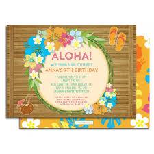 luau baby shower invitations marialonghi