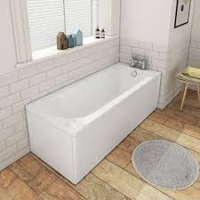 acrylic baths standard baths victorian plumbing uk banbury single ended bath