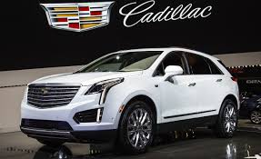 cadillac suv gas mileage 2017 cadillac xt5 photos and info car and driver