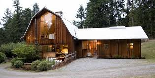 Cost To Convert Barn To House Very Nice Little Barn Converted To Living Quarters With A Small