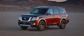 nissan armada 2017 release date 2017 nissan armada gets a full size update consumer reports