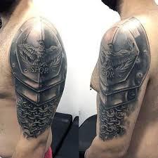 40 spqr tattoo designs for men senātus populusque rōmānus ideas
