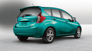 compact nissan versa or similar nissan versa retains top subcompact sales spot in april city car
