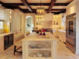 Interior Design In Kitchen by Kitchen Island Breakfast Bar Pictures U0026 Ideas From Hgtv Hgtv