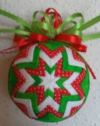 quilted ornaments tutorial quilted