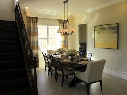 Modern Dining Table Chandelier Height Over Table Chandelier Models
