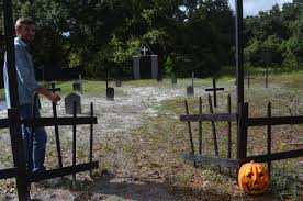 city park halloween just in time for halloween season haunted trail debuts in plant