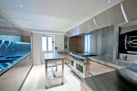 stainless steel kitchens stainless steel kitchen countertops for modern kitchen eva furniture