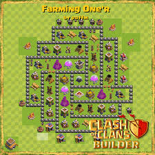 coc layout builder th8 ultimate th8 base plan clash of clans builder marketing pics