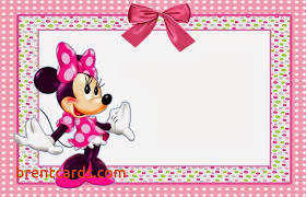 minnie mouse thank you cards minnie mouse thank you cards free card design ideas