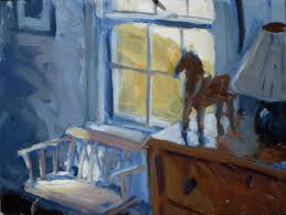 philip koch paintings is edward hopper turing over in his grave
