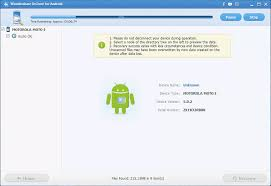 dr fone for android on with dr fone for android data recovery software